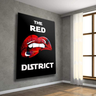 Tableau RED DISTRICT
