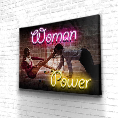 Tableau Woman Power