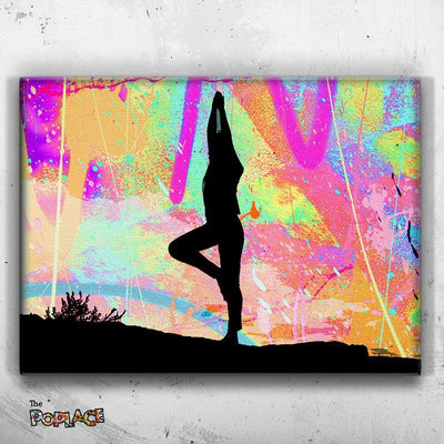 Tableau YOGA COLOR