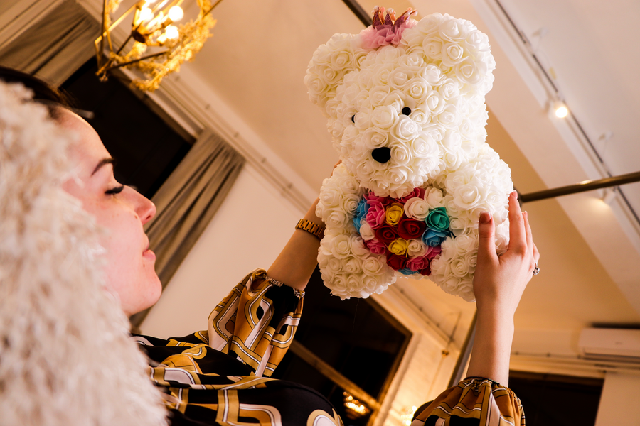 From plush bears to rose bears – the story behind a lovely gift
