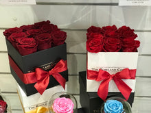 Eternity Roses, Cube Box
