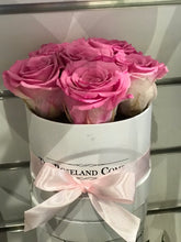 Customize Your Mini Round Box With Eternity Roses