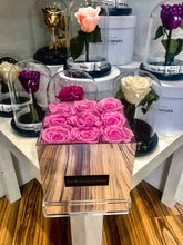 Eternity Roses, Mirror Box