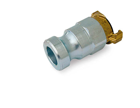 Material Hose clean up coupling geka fitting to cam lock male