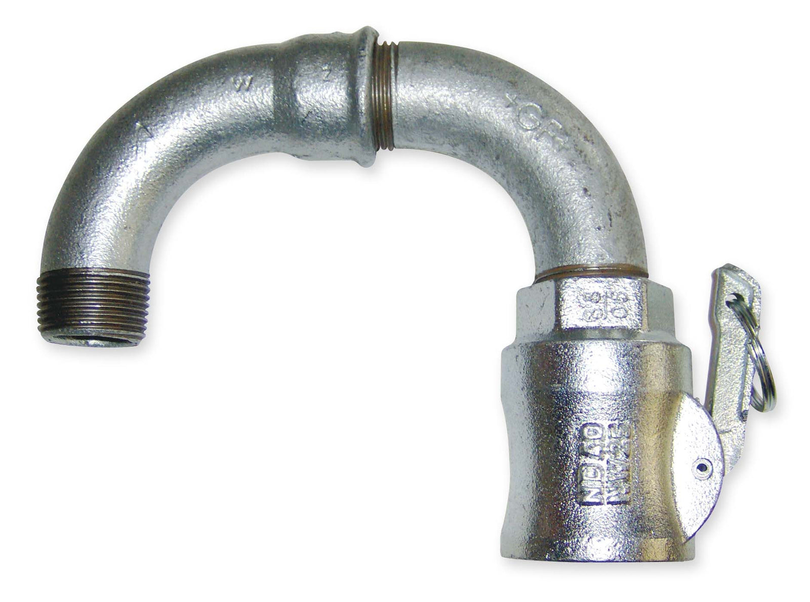 Pipe Hook for Grouting with Small 50