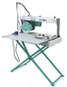 "The IMER Combi 200 8"" tile saw with side table and stand"