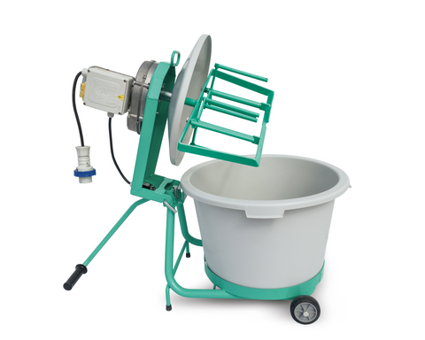 MIX ALL 60 110v Portable Bucket Mixer