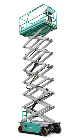 IMER ACCESS - IM 3230 - 30'  Electric Scissor Lift