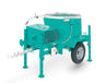 IMER USA IMER Mortarman 360 12 cubic foot vertical shaft dry pack mortar mixer