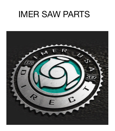 Part Number 3209387 - Tube - IMER Saws