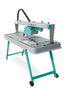 "IMER Combi 250/1000 10"" Blade 37"" cutting length lightweight precision large format tile saw with side table"