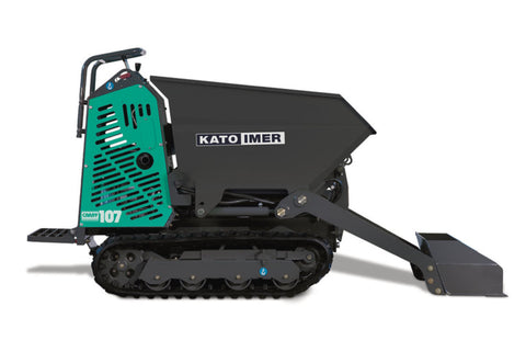 IMER Carry 107 Self-loading Shovel Kit (OPTIONAL)