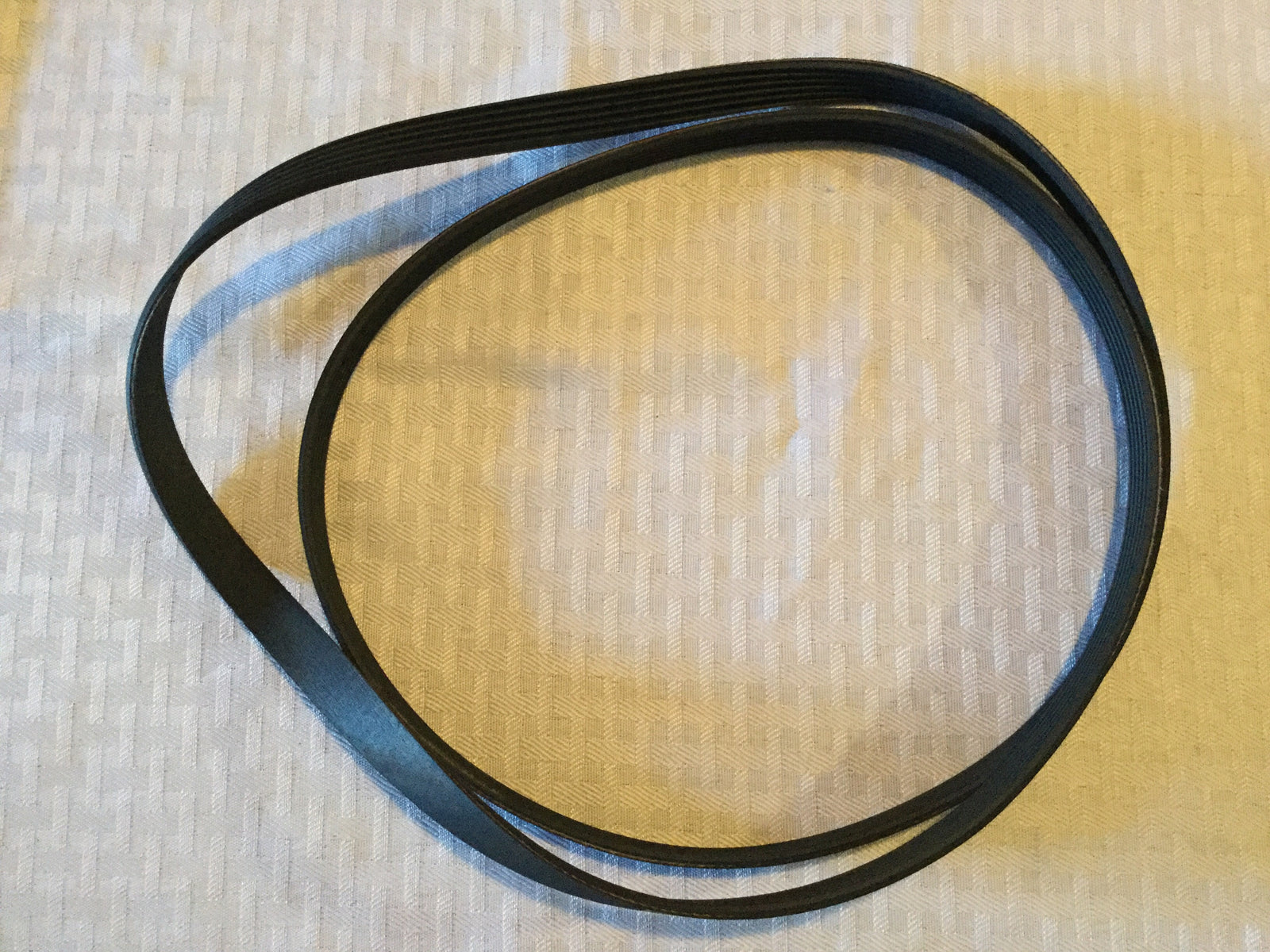 Workman 350 II Multi Mixer - Belt - IMER Part Number 3209081, gearbox drive 6 rib serpentine belt.
