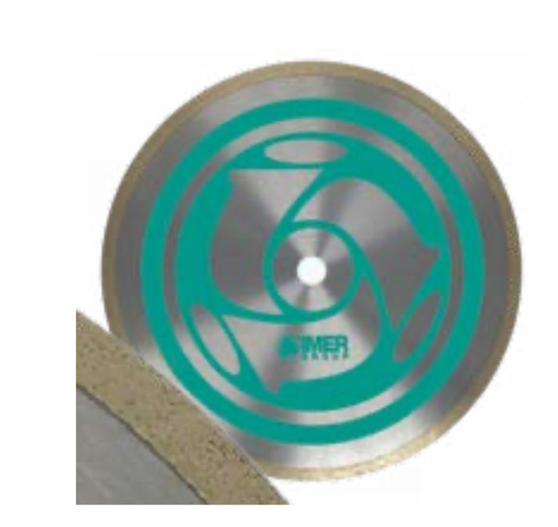 "IMER Diamond Blade CT-XP 8""  - Continuous Rim - for Tile - PN 1193920"