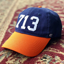 713- H-TOWN Hat in team colors by (code)word