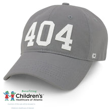 404 ATL Hat in Grey by (code)word