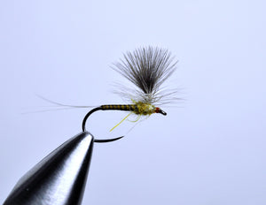 Quill Body BWO Parachute by Ricky Bassett