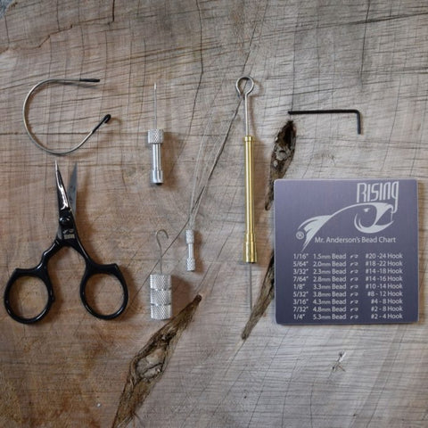 Rising Fly Tying Kit