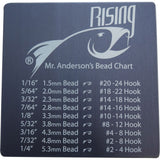 Rising Bead Chart Coaster