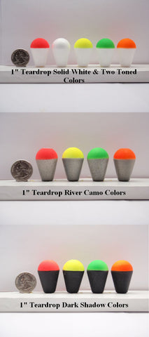 Float Master Teardrop Strike Indicators