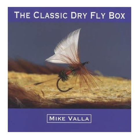The Classic Dry Fly Box by Mike Valla *SIGNED*