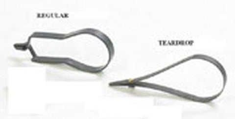 Griffin Teardrop Hackle Pliers
