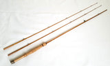 "Massimo Tirocchi Split Cane Hollow Built Rod - 6'10"" #4"