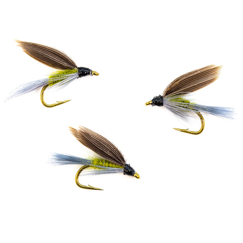 Blue Wing Olive Wet