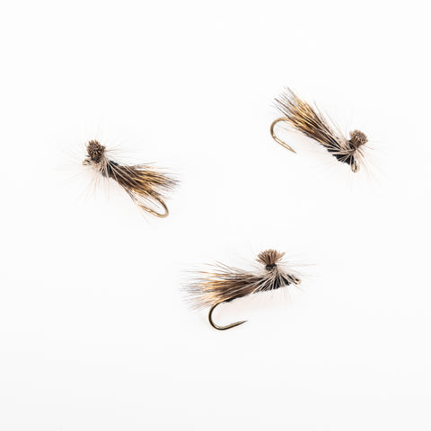 Parachute Caddis - Black