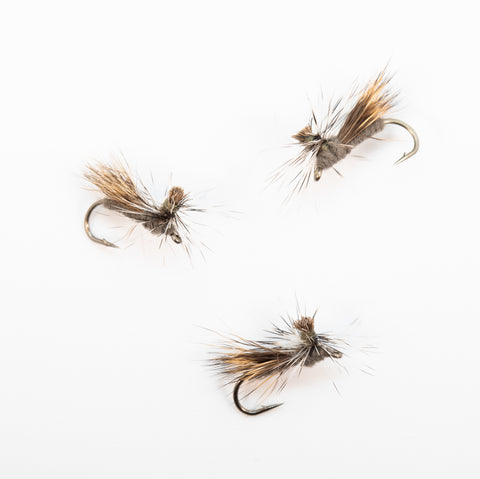 Parachute Caddis - Gray