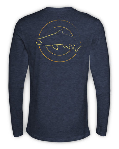 Rep Your Water - Autumn Sunrise Long Sleeve Tee