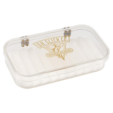Dr Slick - Shatter Proof DeWitt Plastic Fly Box