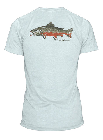 Rep Your Water Artist's Reserve Brookie Tee