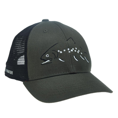 Rep Your Water - Minimalist Brookie Standard Fit Hat