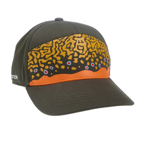 Rep Your Water Brookie Skin 7 Panel Hat