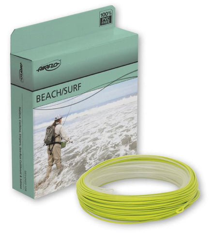 Airflo Beach Sink 7 - 2 Hand Fly Line