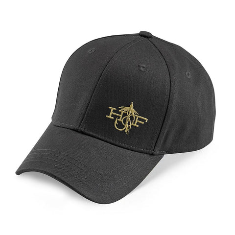 Hook & Fly Black Hat