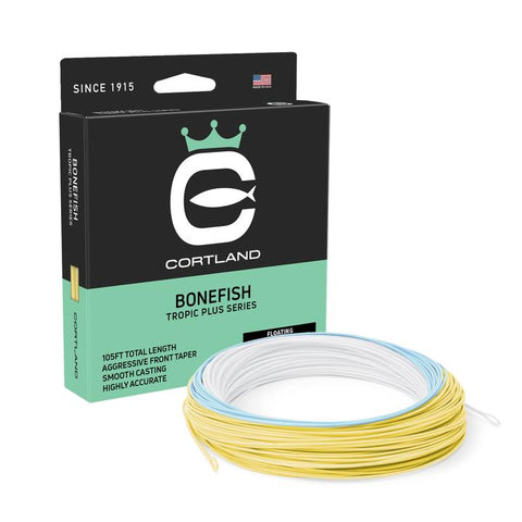 Cortland Tropic Plus Bonefish Fly Line