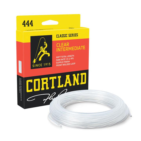 Cortland 444 - Clear Intermediate Fly Line