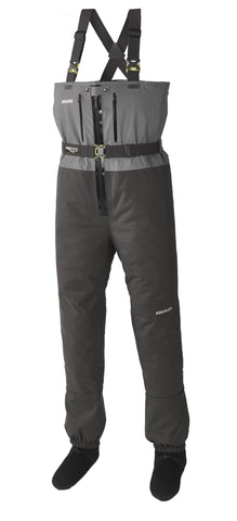 Aquaz DRYZIP Stocking Foot Wader