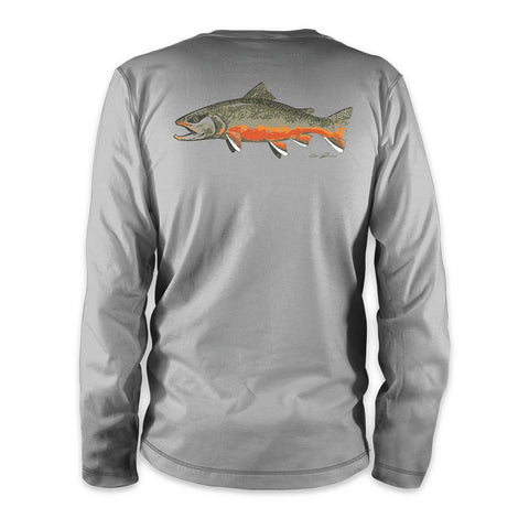 Rep Your Water Artist's Reserve Brookie Sun Shirt