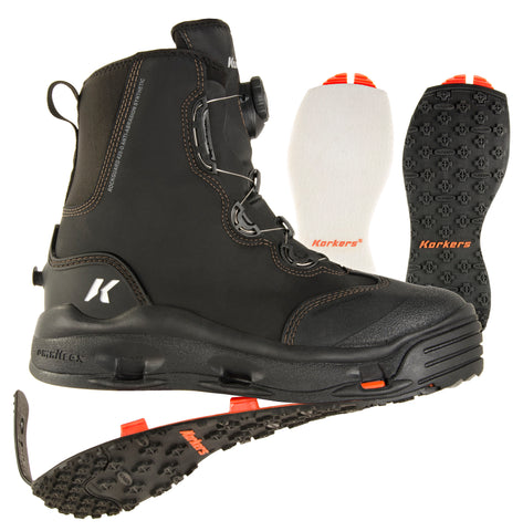 Korkers Devils Canyon Wading Boots