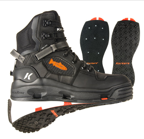 Korkers Terror Ridge STLHD Collab Wading Boot