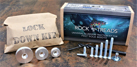 Rock Treads - Universal Aluminum Tractions Kit