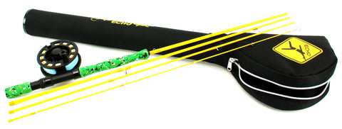 Echo Gecko Kit - Fly Rods, Reel & Line