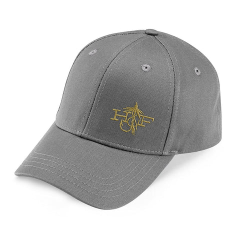 Hook & Fly Grey Hat