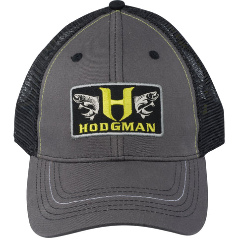 Hodgman Trucker Patch Hat Charcoal