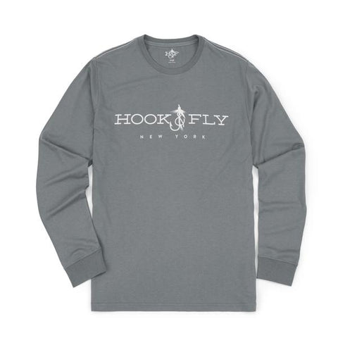 Hook & Fly Bamboo Long Sleeve Shirt