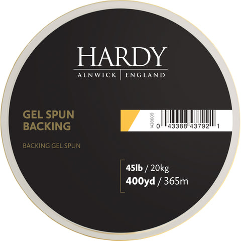 30% off - Hardy Gel Spun Backing