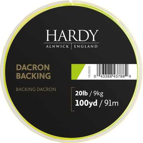25% off - Hardy Dacron Backing
